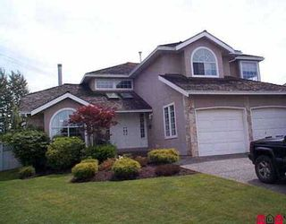 "Photo 1: 12484 63A AV in Surrey: Panorama Ridge House for sale in ""BOUNDARY PARK"" : MLS®# F2516566"