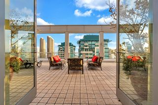 Photo 2: DOWNTOWN Condo for rent : 3 bedrooms : 645 Front St #2204 in San Diego
