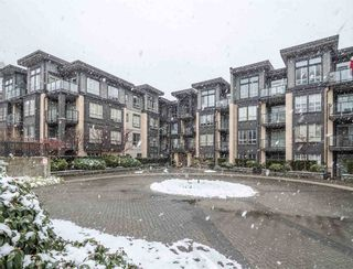 "Photo 1: 209 225 FRANCIS Way in New Westminster: Fraserview NW Condo for sale in ""Whittaker"" : MLS®# R2539263"