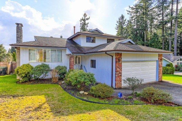 Main Photo: 2472 LEDUC Avenue in Coquitlam: Central Coquitlam House for sale : MLS®# R2037999