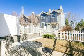 Photo 4: 75 8304 11 Avenue in Edmonton: Zone 53 Townhouse for sale : MLS®# E4241990