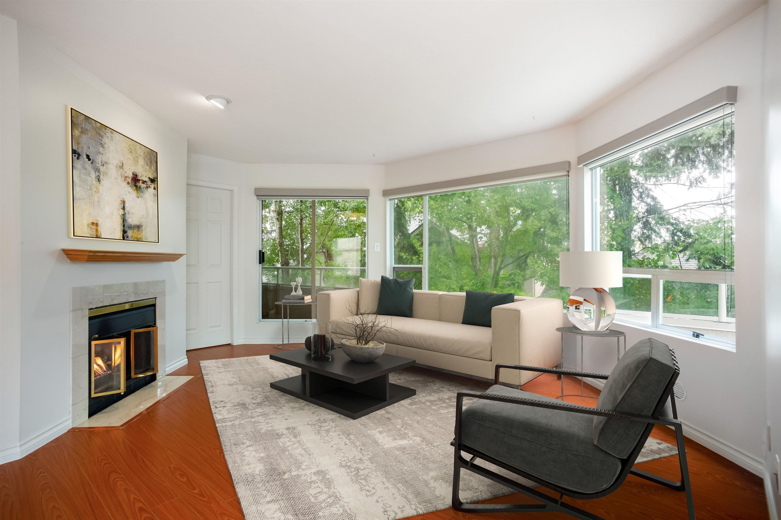 """Main Photo: 209 7480 GILBERT Road in Richmond: Brighouse South Condo for sale in """"Huntington Manor"""" : MLS®# R2617188"""