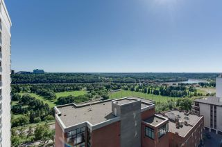 Photo 1: 1200 11933 JASPER Avenue in Edmonton: Zone 12 Condo for sale : MLS®# E4208205