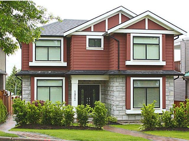 Main Photo: 1822 ISLAND AV in Vancouver: Fraserview VE House for sale (Vancouver East)  : MLS®# V1009385