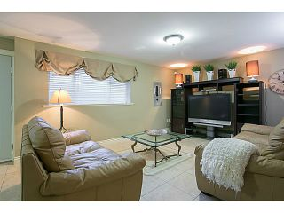 """Photo 10: 3745 OXFORD Street in Burnaby: Vancouver Heights House for sale in """"THE HEIGHTS"""" (Burnaby North)  : MLS®# V1016076"""