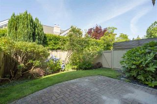 """Photo 13: 23 5650 HAMPTON Place in Vancouver: University VW Townhouse for sale in """"THE SANDRINGHAM"""" (Vancouver West)  : MLS®# R2405141"""