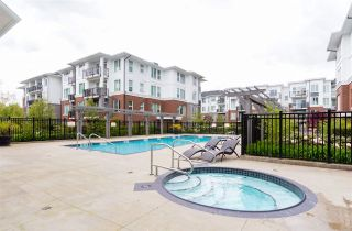 """Photo 19: 218 9388 MCKIM Way in Richmond: West Cambie Condo for sale in """"MAYFAIR PLACE"""" : MLS®# R2223574"""