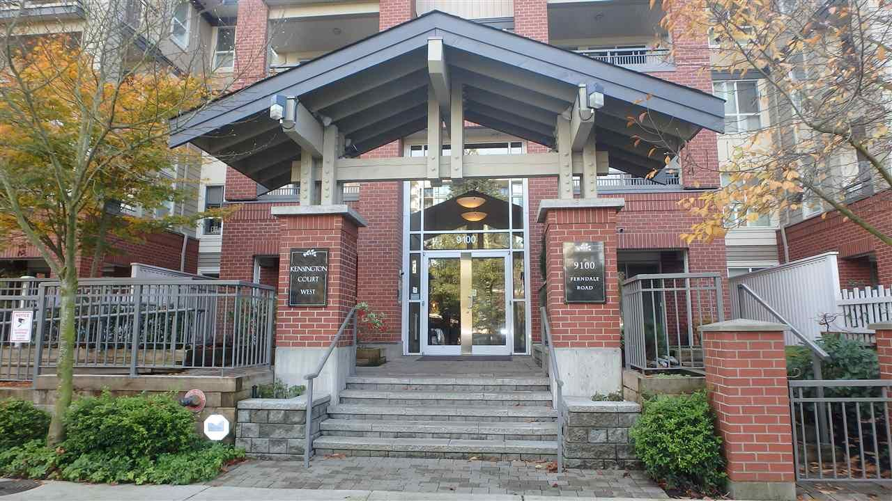 "Main Photo: 173 9100 FERNDALE Road in Richmond: McLennan North Condo for sale in ""KENSINGTON COURT"" : MLS®# R2012782"
