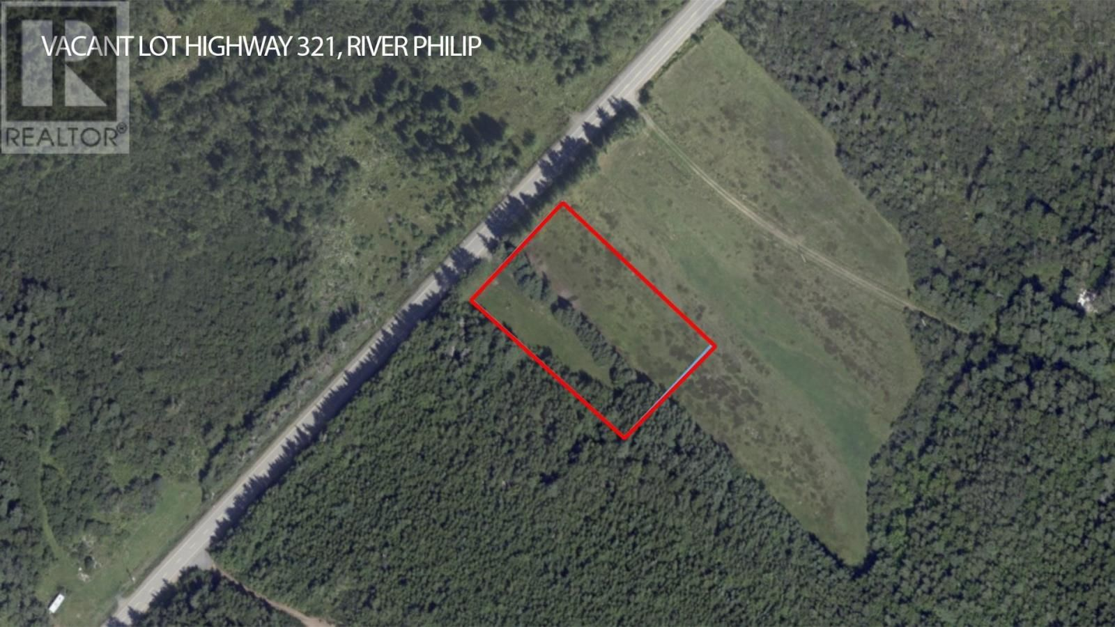 Main Photo: VL Highway 321 in River Philip: Vacant Land for sale : MLS®# 202124835