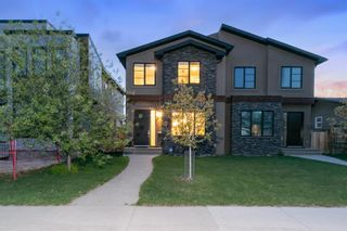 Main Photo: 3A 37 Street SW in Calgary: Wildwood Semi Detached for sale : MLS®# A1110758