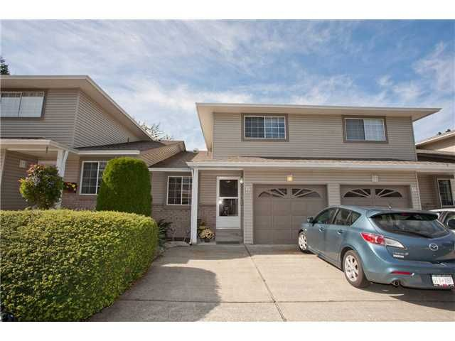 Main Photo: 15 19270 119TH Avenue in Pitt Meadows: Central Meadows Townhouse for sale : MLS®# V912727