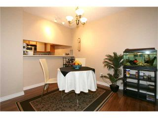 """Photo 4: 111 8700 WESTMINSTER Highway in Richmond: Brighouse Condo for sale in """"CANAAN PLACE"""" : MLS®# V835639"""