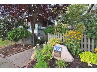 Photo 1: 1117 PENDRELL Street in Vancouver: West End VW House for sale (Vancouver West)  : MLS®# R2554375