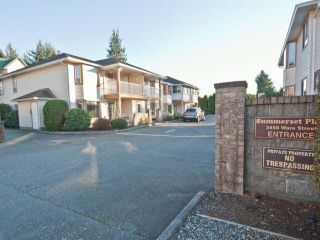 """Photo 2: 11 2456 WARE Street in Abbotsford: Central Abbotsford Townhouse for sale in """"Summerset Place"""" : MLS®# F1427121"""