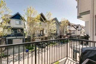 Photo 13: 22 1211 EWEN AVENUE in New Westminster: Queensborough Townhouse for sale : MLS®# R2077512
