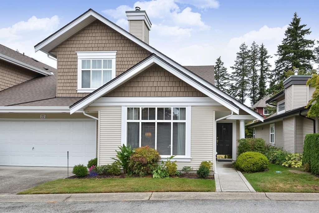 """Photo 20: Photos: 22 14877 33RD Avenue in Surrey: King George Corridor Townhouse for sale in """"Sandhurst"""" (South Surrey White Rock)  : MLS®# R2206509"""