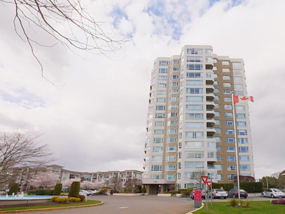 """Photo 3: Photos: 1602 3190 GLADWIN Road in Abbotsford: Central Abbotsford Condo for sale in """"REGENCY PARK"""" : MLS®# R2562391"""