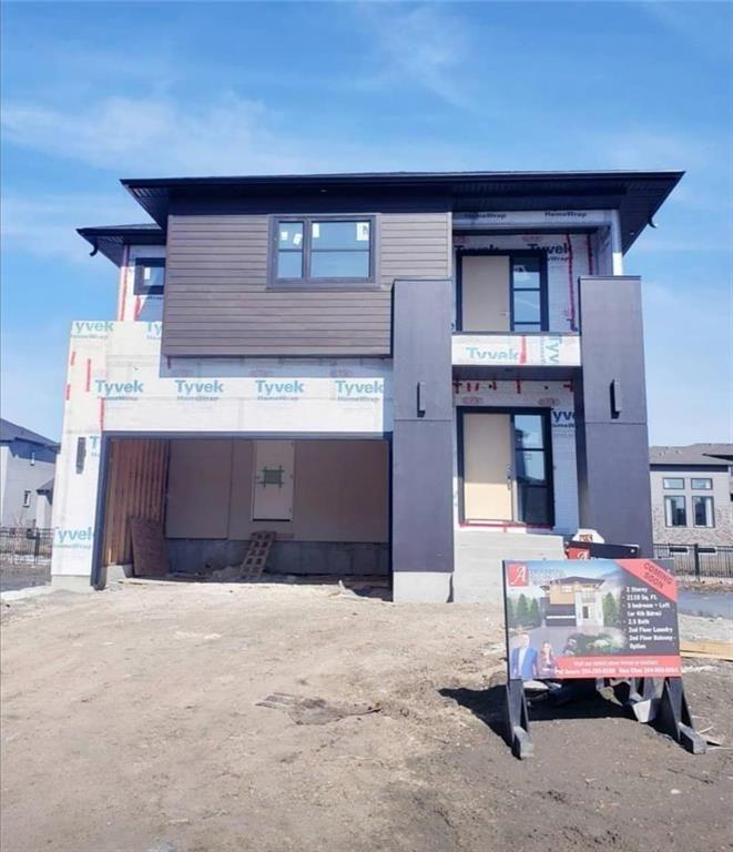 Main Photo: 193 Cherrywood Road in Winnipeg: Bridgwater Trails Residential for sale (1R)  : MLS®# 202007058