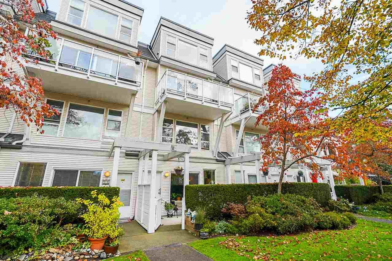 """Main Photo: 29 2723 E KENT Avenue in Vancouver: South Marine Townhouse for sale in """"RIVERSIDE GARDENS"""" (Vancouver East)  : MLS®# R2512600"""