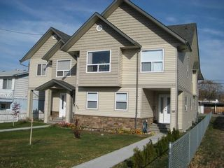 Photo 1: 101 - 207 DOUGLAS AVENUE in PENTICTON: Residential Attached for sale : MLS®# 135494