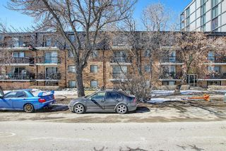 Main Photo: 207 315 9A Street NW in Calgary: Sunnyside Apartment for sale : MLS®# A1087180