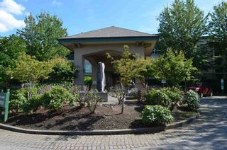 """Photo 1: 229 19528 FRASER Highway in Surrey: Cloverdale BC Condo for sale in """"FAIRMONT"""" (Cloverdale)  : MLS®# R2087979"""