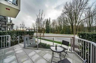 """Photo 15: 103 680 SEYLYNN Crescent in North Vancouver: Lynnmour Townhouse for sale in """"Compass at Seylynn Village"""" : MLS®# R2449318"""