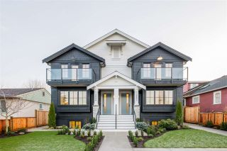 Main Photo: 2882 YALE STREET in Vancouver: Hastings Sunrise 1/2 Duplex for sale (Vancouver East)  : MLS®# R2525259