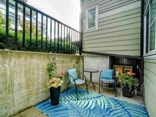 """Photo 15: 102 3788 NORFOLK Street in Burnaby: Central BN Townhouse for sale in """"Panacasa"""" (Burnaby North)  : MLS®# R2403565"""