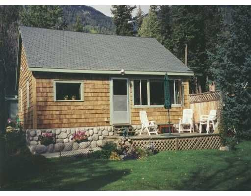 Main Photo: DL5377 TYAUGHTON LAKE RD in No City Value: Out of Town House for sale : MLS®# V597431