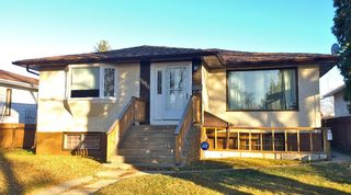 Photo 1: 2 bedroom suite & HUGE Garage: Edmonton House for sale : MLS®# E3394647