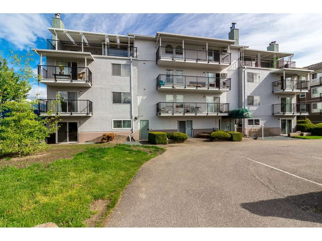 """Main Photo: 205 46033 CHILLIWACK CENTRAL Road in Chilliwack: Chilliwack E Young-Yale Condo for sale in """"Hazeldene"""" : MLS®# R2264613"""