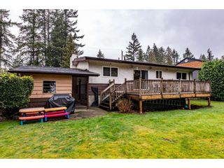 Photo 34: 34268 GREEN Avenue in Abbotsford: Abbotsford East House for sale : MLS®# R2556536