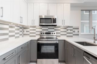 """Photo 2: 306 218 CARNARVON Street in New Westminster: Downtown NW Condo for sale in """"Irving Living"""" : MLS®# R2545879"""