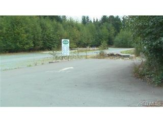 Photo 1: 709 Shawnigan Lake Rd in MALAHAT: ML Shawnigan Industrial for sale (Malahat & Area)  : MLS®# 700875