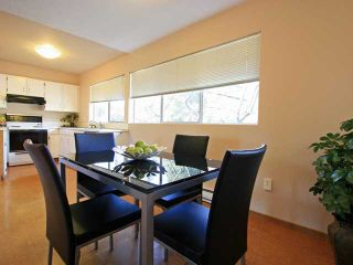 """Photo 2: 1053 CECILE Drive in Port Moody: College Park PM Townhouse for sale in """"CECILE HEIGHTS"""" : MLS®# V931590"""