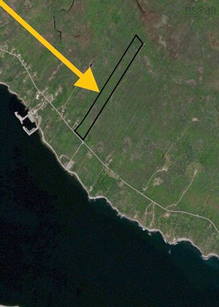 Photo 1: Lot Sandy Point Road in Shelburne: 407-Shelburne County Vacant Land for sale (South Shore)  : MLS®# 202122326