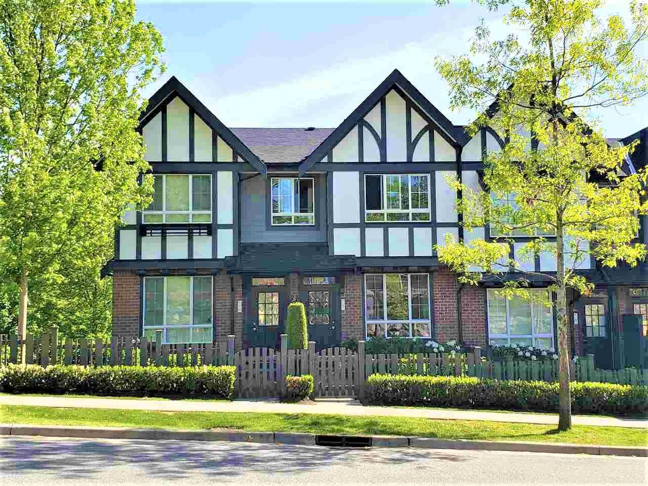 Main Photo: 9 1338 HAMES CRESCENT in Coquitlam: Burke Mountain Townhouse for sale : MLS®# R2366630
