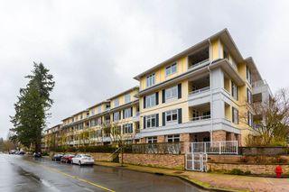 "Photo 1: 221 2368 MARPOLE Avenue in Port Coquitlam: Central Pt Coquitlam Condo for sale in ""RIVER ROCK LANDING"" : MLS®# R2448159"