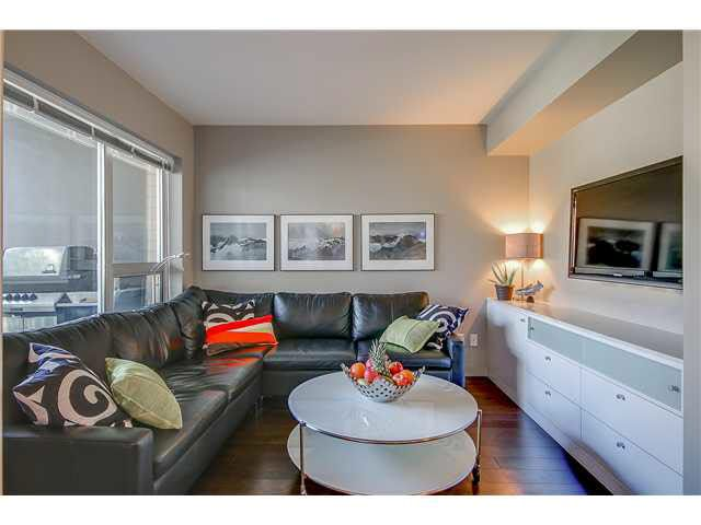 """Photo 2: Photos: 110 1288 CHESTERFIELD Avenue in North Vancouver: Central Lonsdale Condo for sale in """"ALINA"""" : MLS®# V1065611"""