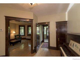Photo 3: 139 Home Street in WINNIPEG: West End / Wolseley Residential for sale (West Winnipeg)  : MLS®# 1517545