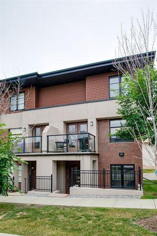 Photo 38: 35 ASPEN HILLS Green SW in Calgary: Aspen Woods Row/Townhouse for sale : MLS®# A1033284