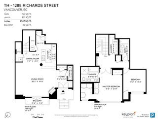 """Photo 39: 1288 RICHARDS Street in Vancouver: Yaletown Townhouse for sale in """"THE GRACE"""" (Vancouver West)  : MLS®# R2536888"""