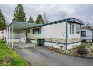 "Photo 1: 119 1840 160 Street in Surrey: King George Corridor Manufactured Home for sale in ""BREAKAWAY BAYS"" (South Surrey White Rock)  : MLS®# R2532598"