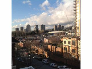 """Photo 7: 608 528 ROCHESTER Avenue in Coquitlam: Coquitlam West Condo for sale in """"THE AVE"""" : MLS®# V1096711"""