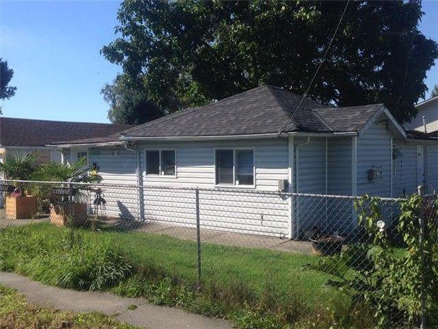 Main Photo: 12666 114 AV in Surrey: Bridgeview House for sale (North Surrey)  : MLS®# F1423170