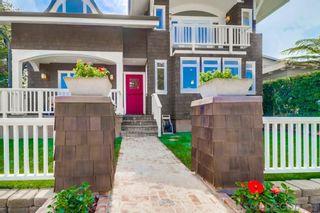 Photo 3: OCEAN BEACH House for sale : 5 bedrooms : 4353 Narragansett Ave in San Diego