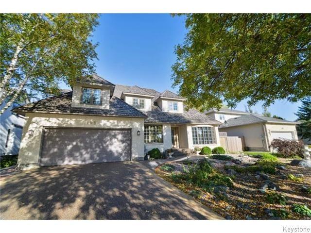 Main Photo: 103 Redview Drive in WINNIPEG: St Vital Residential for sale (South East Winnipeg)  : MLS®# 1526600
