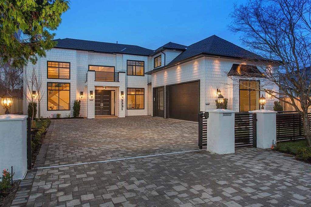 Main Photo: 3331 BARMOND Avenue in Richmond: Seafair House for sale : MLS®# R2547366