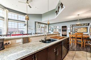 Photo 9: 437 1 Crystal Green Lane: Okotoks Apartment for sale : MLS®# C4248691
